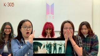 Gambar cover BTS (방탄소년단) - 'ON' Kinetic Manifesto Film : Come Prima Reaction