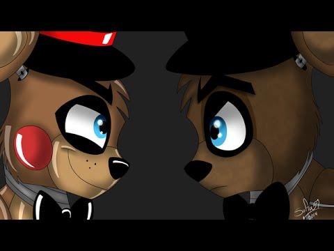 Fight Freddy Vs Toy Freddy Youtube