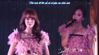 Cover images Vietsub+Kara SNSD   Divine  Live at Tokyo Dome