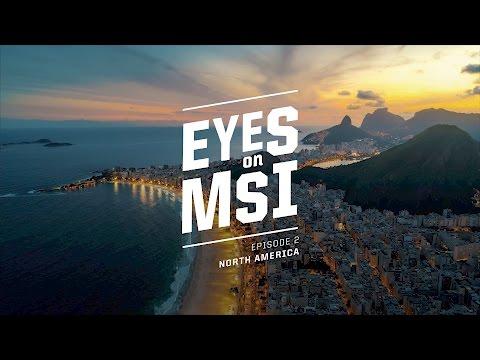 Eyes on MSI: North America Ep. 2 (2017)