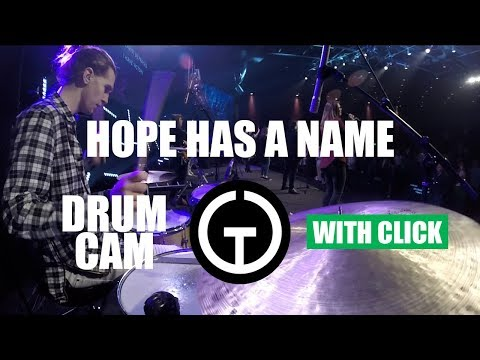 Hope Has A Name - River Valley Worship (Drum Cam)