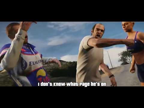GTA V EPIC RAP   Dan Bull