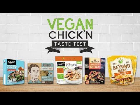 The Best Vegan Chicken Alternatives!