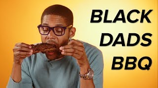 Black Dads Try Other Black Dads' Barbecue