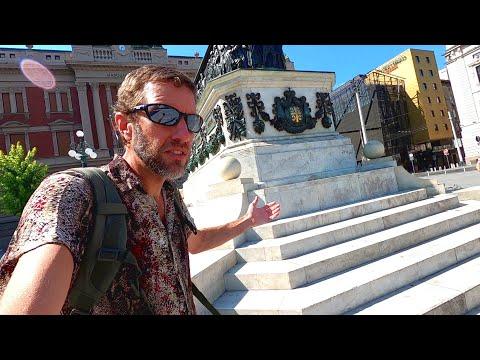 A TOUR OF BELGRADE | The Capital Of Serbia