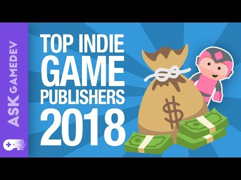 How to Publish Your Video Game: 4 Great Indie Publishers