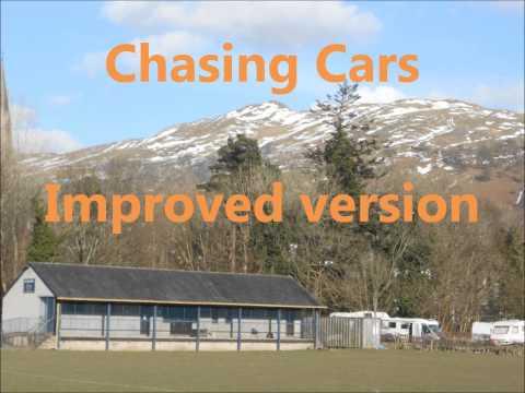 Snow Patrol Chasing Cars - 2X SPEED!!!