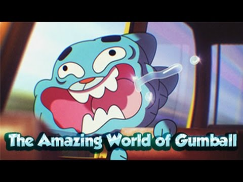 The Amazing World of Gumball Full Episodes English Cartoon Network 2015 HD