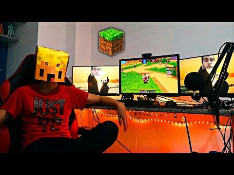 MI SET UP GAMER 2019 Para JUGAR MINECRAFT | DANOMC