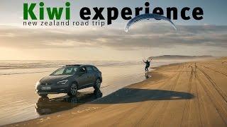 Kiwi Experience - New Zealand Road trip