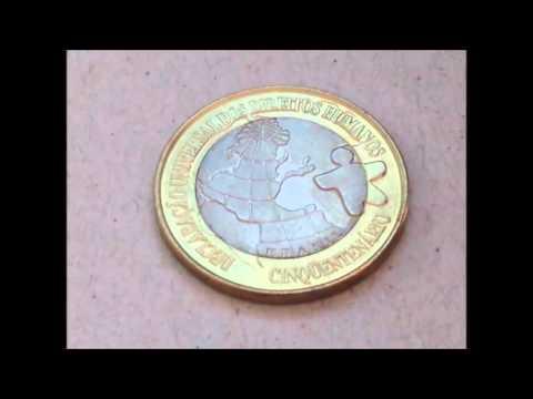 Numismatica - Essa Moeda de R$ 1 real Vale 200,00 reais - #Video 01