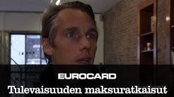Dobermanin toimitusjohtaja Anders Frostenson kertoo mobiilimaksuista (ruotsiksi)