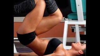 Видеоурок Фитнес разминка Домашний фитнес