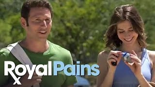 Royal Pains - Season 4 - Hurts Like A Mother, Clip 1