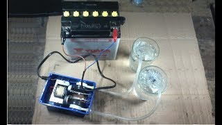 Altered Aerator To 12V DC - Air Pump / Pompa Udara Dirubah Jadi 12 Volt