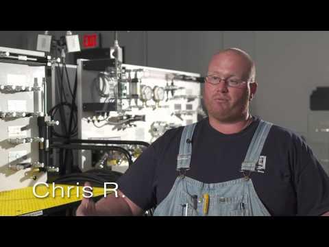 Industrial Maintenance Program at Hawkeye