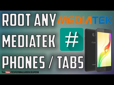 How To Root MediaTek Phones WITH out PC | Root Any MediaTek