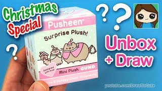 Pusheen Surprise Plush Unboxing + Draw | Mystery Ornament