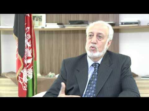 Najibullah Mojadidi - Afghan Ambassador to UAE Interview by RMR
