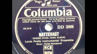 Nattevagt - Louis Preil; Helge Rungwald 1937