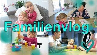 Familienvlog   Babyborn Sister (P)   zwischen Haushalt und spielen