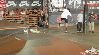 Clips From The Moat: Nyjah Huston