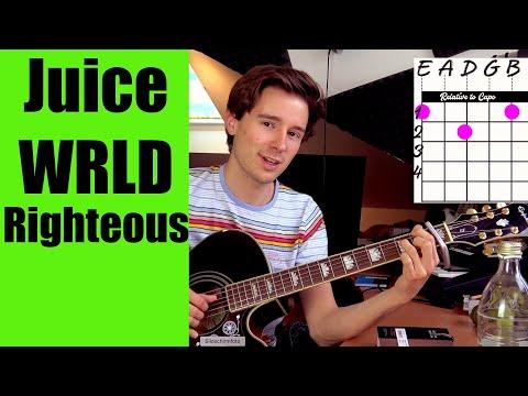 how-to-play:-juice-wrld---righteous---guitar-tutorial---beginner-or-intermediate