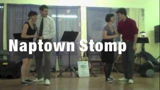 Naptown Stomp! Where Swing Dancing in Indiana lives!