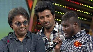 Viral sensation Tirumurthy and D.Imman | Namma Veettu Pillai Special Show | Sun TV