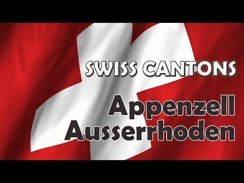 The Unknown Canton of Switzerland: Appenzell Ausserrhoden
