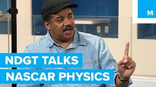 Neil deGrasse Tyson on the Science Behind NASCAR