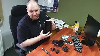 Unboxing - Galaxy S10 Plus (Ceramic Black) + opakowanie do Galaxy... Pro8lem - Widmo
