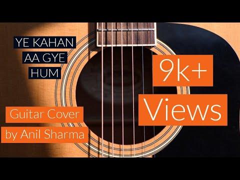 Ye kahan aa gaye hum yun hi sath sath chalte..by Anil Sharma DOM Rly. headphones
