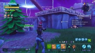 Fortnite swt stuck glitch?