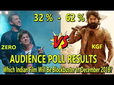 Which Indian Film Will Be Blockbuster In December 2018 I Kgf Gets