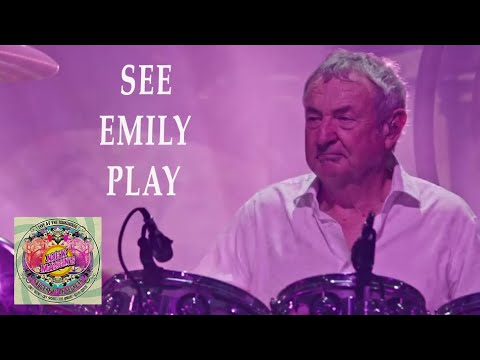 Nick Mason's Saucerful Of Secrets - See Emily Play (Live At The Roundhouse)