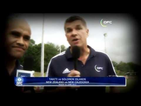 2012 OFC Nations Cup / Semi-Finals Promo