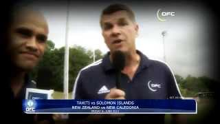 2012 OFC Nations Cup / Semi-Finals Promo
