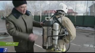 Әскер KZ  Для чего казахстанским пожарным проходить военную подготовку?