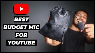 Best Budget Mic For YouTube Videos (2020) | Boya BY-M1 - Best Lapel Microphone (Smartphone & DSLR)