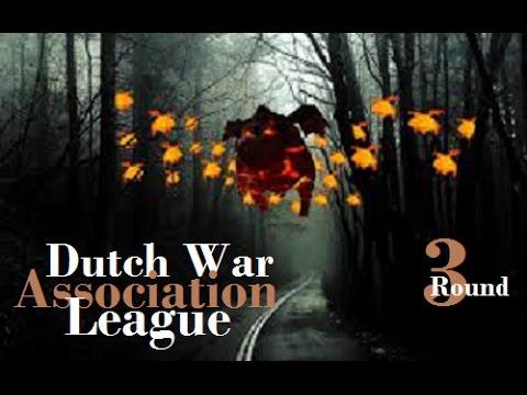 Clash of Clans DWA League Group stage Round 3 Dutch War Association