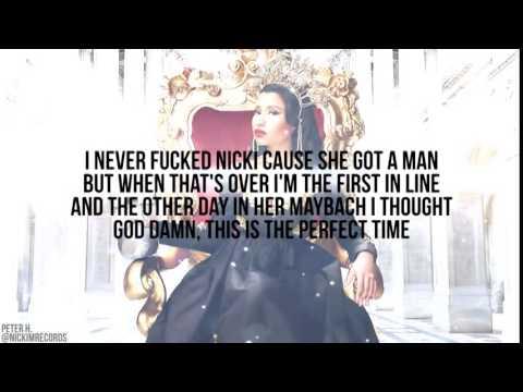 Nicki Minaj - Only ft. Drake, Lil Wayne, Chris Brown Download Free mp3