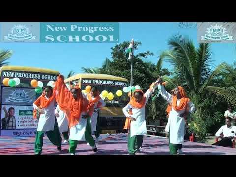 Tu Salamat Watan Ta Qayamat Watan 26th January Program New Progress School Mangrol 362225