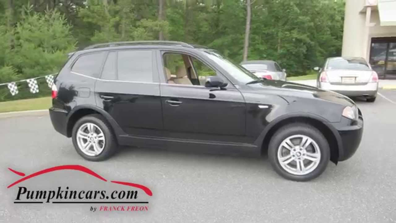 2006 BMW X3 Panoramic Roof 68k Miles