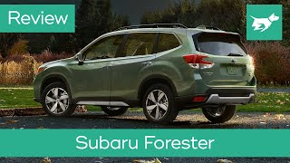 Subaru Forester 2019 review –The Practical Crossover