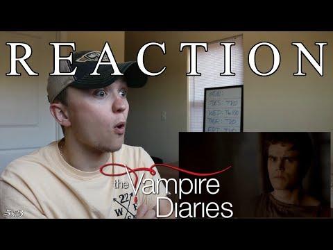 The Vampire Diaries S5E3 'Original Sin' REACTION