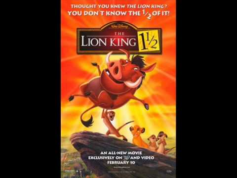 Digga Tunnel (full version) -lion king 1/2
