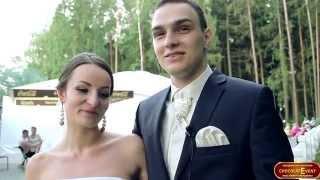 Елена и Алексей(Лучшие свадьбы с праздничным агентством