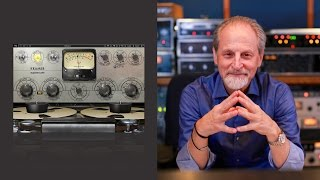 Behind the Kramer Master Tape Plugin - a Webinar with Eddie Kramer