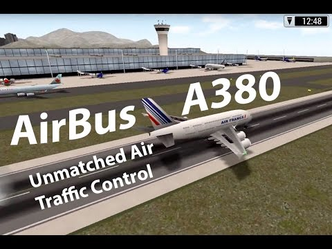Airbus A380 Landing Game Unmatched Air Traffic Control Mobile Top App Review